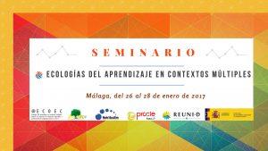 Cartel Seminario Málaga